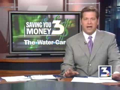 "AquaTune Hydrogen System on  KVBC Channel 3 Las Vegas ""Water Car"" Put To The Test"